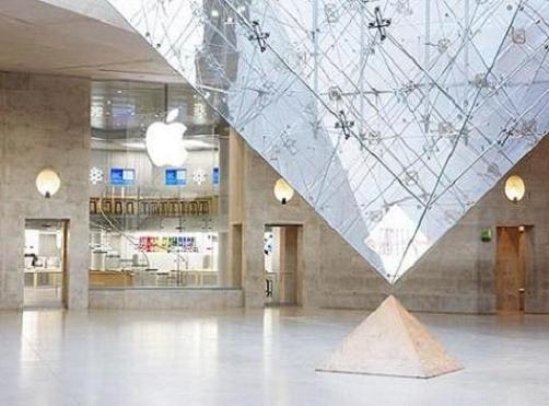 Carrusel del Louvre, un centro comercial especial