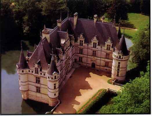 Castillo de Azay le Rideau