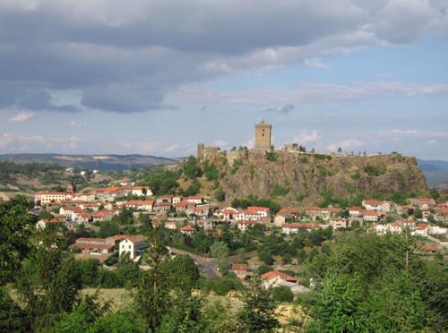 Alrededores de Le Puy-en-Velay, Auvernia