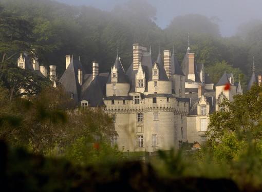 El castillo de Usse