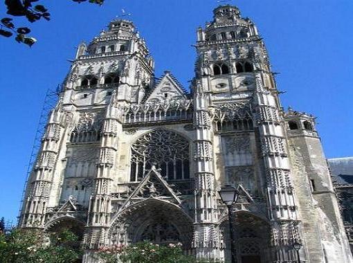 La Catedral de Tours