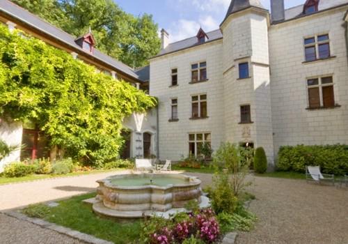 Hotel Chateau De Chissay, un castillo del Loira