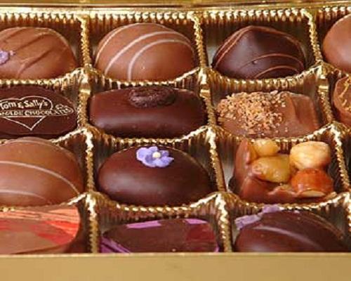 chocolate en Francia