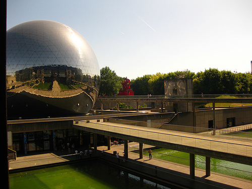 Ciudad de las Ciencias y la Industria