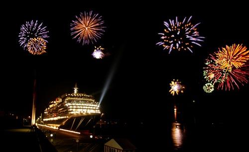 Crucero de fin de año