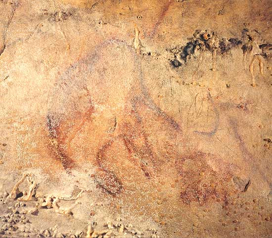 Cuevas subterraneas en Francia