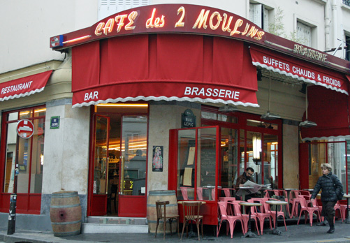 Cafe De Paris Toulouse