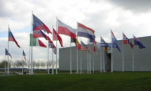 El Museo Memorial de la Batalla de Normandía