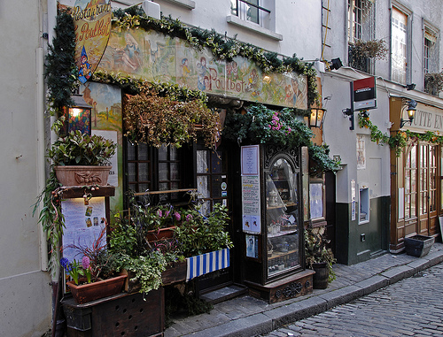 El Restaurante Poulbot, una delicia en Montmartre
