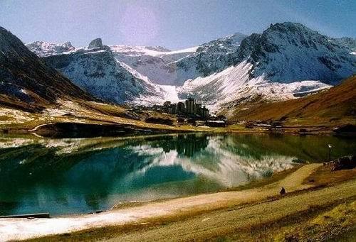 Esquiar en Tignes, las puertas de los Alpes