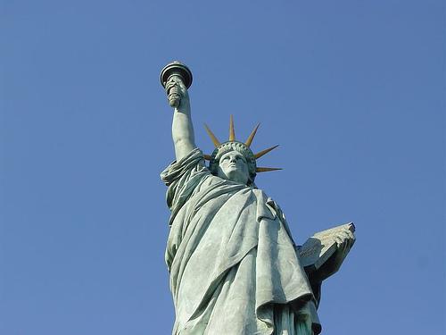 La estatua de la libertad de paris - La quincaillerie paris 10 ...