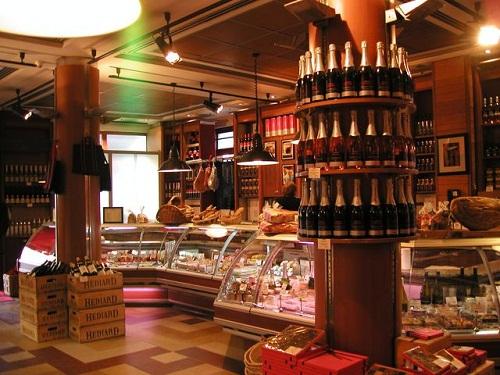 Fenchou, tiendas para sibaritas en Paris