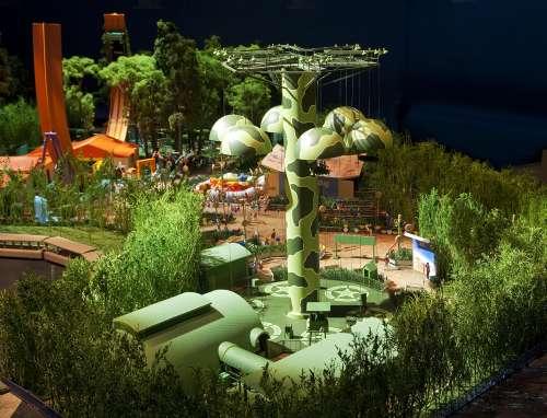 Festival de la Nueva Generación en Disney París
