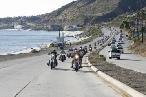 Cruzar Francia en moto