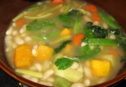 Garbure, receta de una sopa muy tradicional