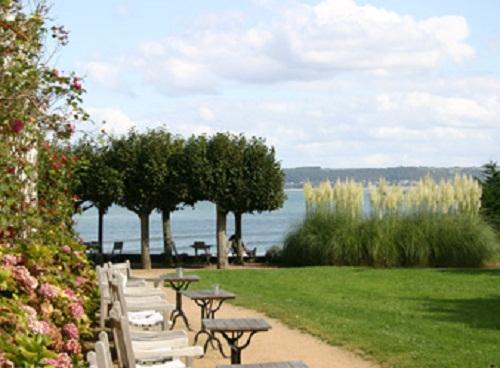 Dos magníficos hoteles en la Bretaña