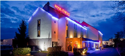 Hotel Kyriad Tours Sud, en Chambray Les Tours