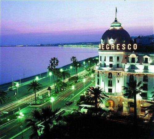 El Hotel Negresco en Niza