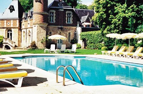 Hotel Castillo en Francia