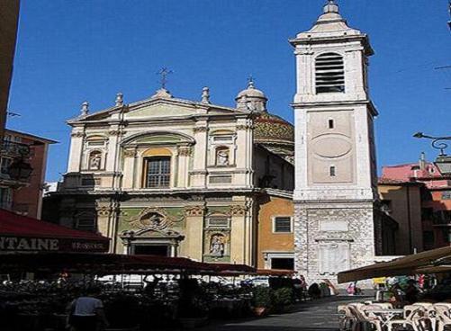 Cathedrale Sainte Reparate