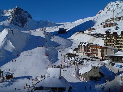 La Mongie, una estación de esquí con encanto