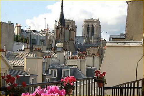 Barrios de París: Le Marais y Saint Germain de Prés