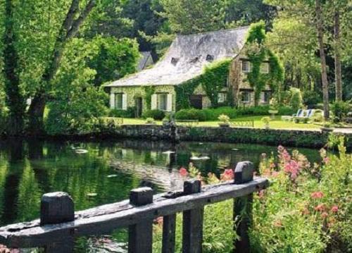 Tres hoteles con encanto en la Bretaña francesa