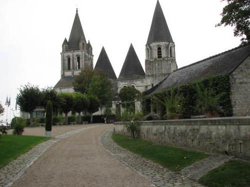 El Castillo de Loches, en el Loira