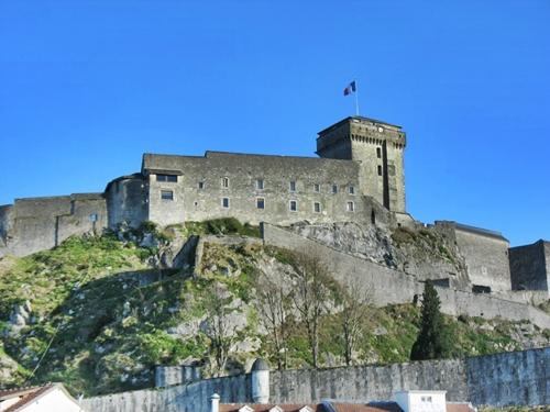 El castillo de Lourdes, Museo Pirenaico de Francia