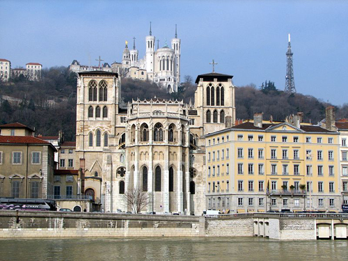 Viaje a Lyon, guía de turismo