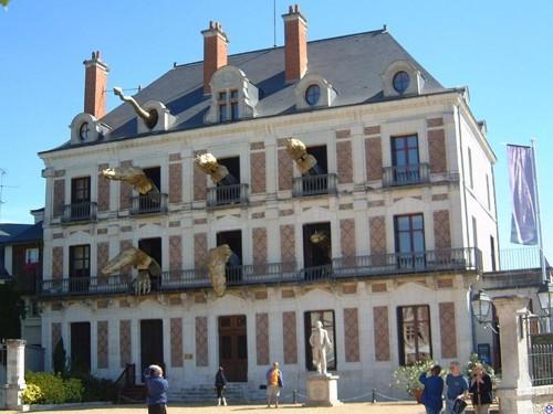 La Mansión de la Magia en Blois