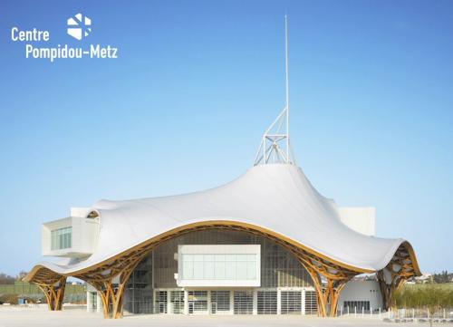 El Centro Pompidou desembarca en Metz
