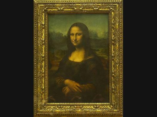 La Mona Lisa, enigma en el Louvre