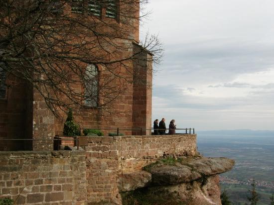 Monte de la Santa Odilia