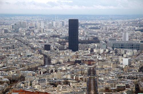 Visitar la Torre Montparnasse, en París