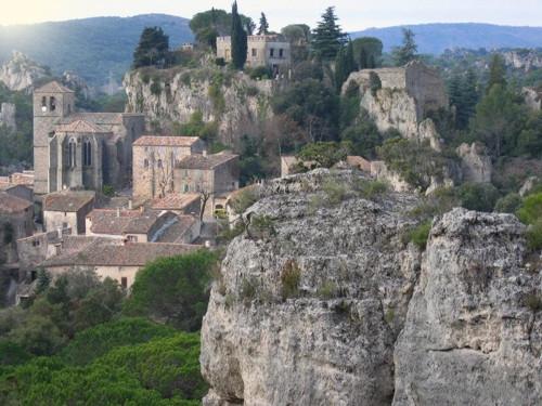 Cirque de Mourèze, el bosque de piedras