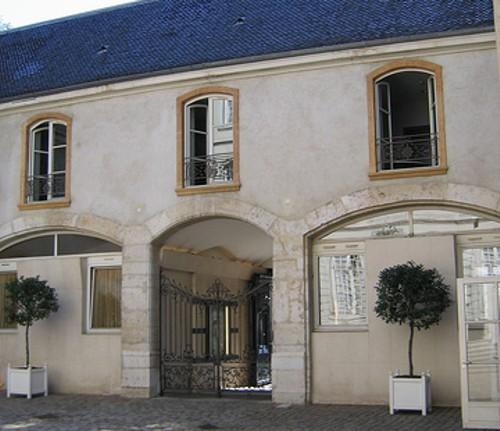 Sedas y arte en el Hotel de Villeroy de Lyon