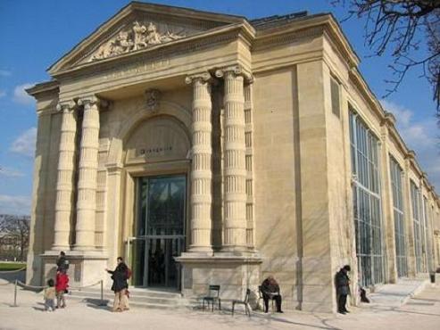 El museo de L´Orangerie