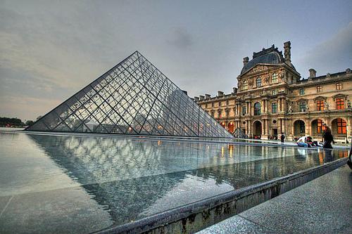 Tarjeta Museos y Monumentos de París