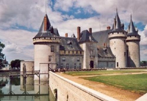 Navidad de cuento en los castillos del Loira