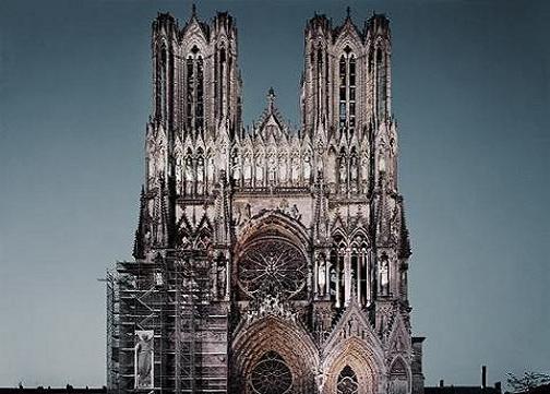 La Catedral de Notre Dame de Reims