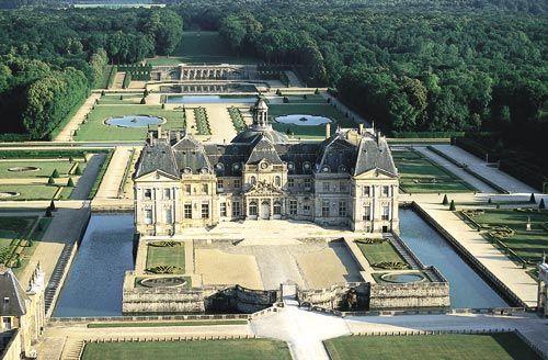 Palacio Vaux-le-Vicomte