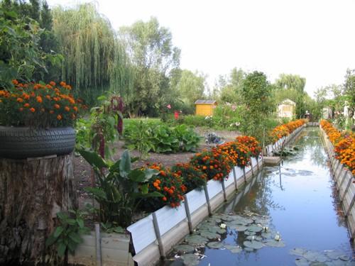 Pantanos de Bourges
