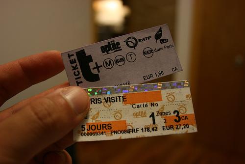 Paris Visite, una tarjeta descuento para viajar