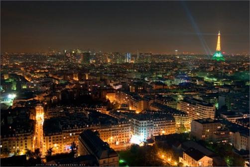 Pass Nuit, pase para la noche de París