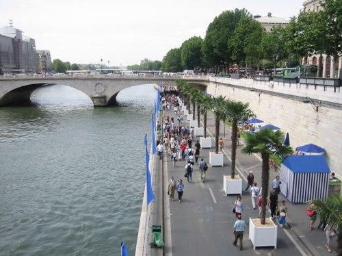 Playas de París, un fenómeno anual
