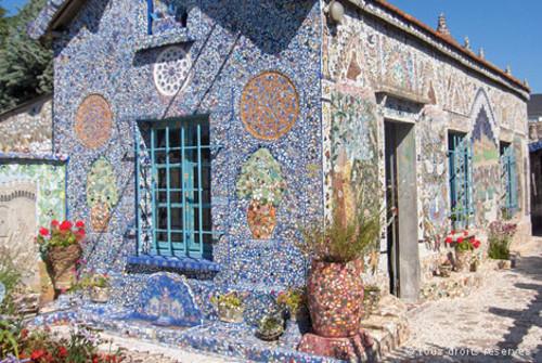 Maison Picassiette, la casa de mosaicos en Chartres
