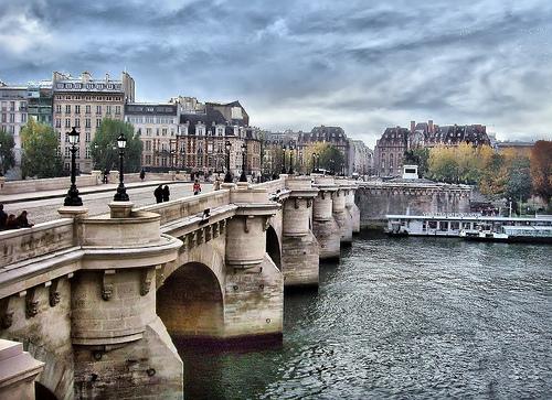 El Pont Neuf de París