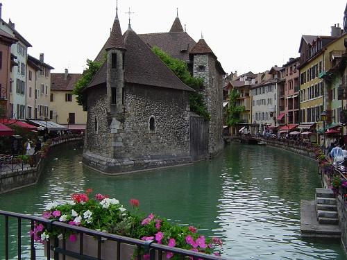 Annecy, la Venecia de Saboya