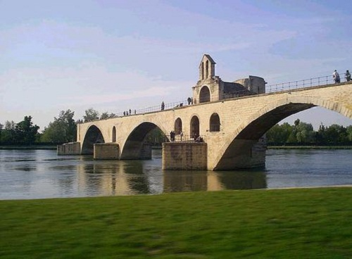 Avignon, la ciudad del puente